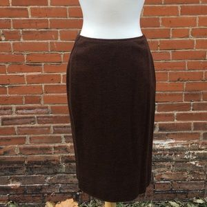 VTG 70s Missoni Professional Wool Skirt